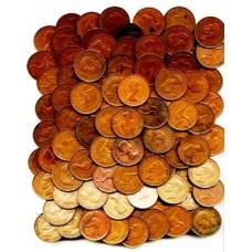 1 Kilo Bulk Pennies (Kangaroo Type)
