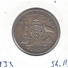 1933 Shilling F