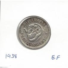1938 Shilling EF