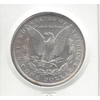 USA 1886 Morgan Dollar aUnc