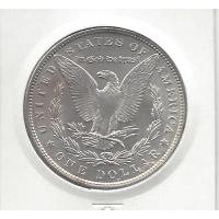 USA 1886 Morgan Dollar aUnc