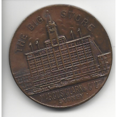 1932 Marcus Clark & Co Medallion Unc
