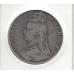 Great Britain 1891 Crown VG